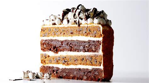 s more cake smores layer cake best smores cake