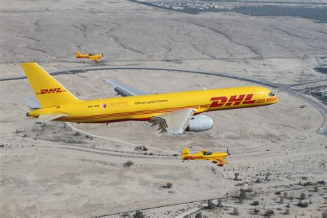 Dhl Aviation Display Team