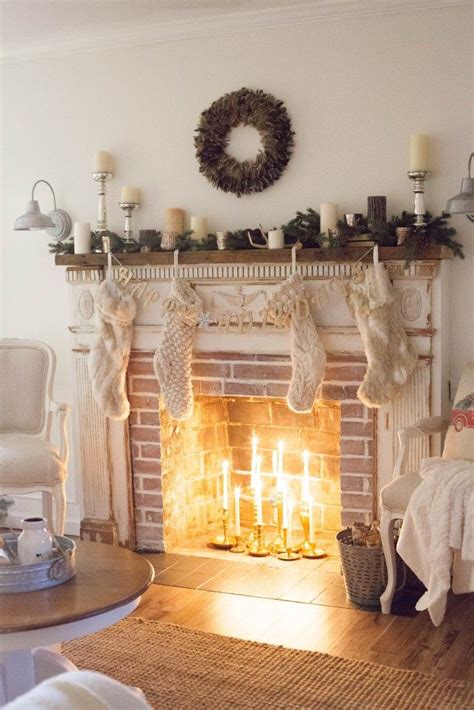 home farmhouse inspired christmas blog  christmas