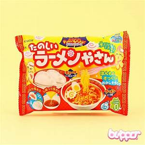 Buy Kracie Popin' Cookin' Ramen DIY Candy Set | Free ...