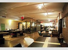 NYC offices coolest coworking spaces in New York City