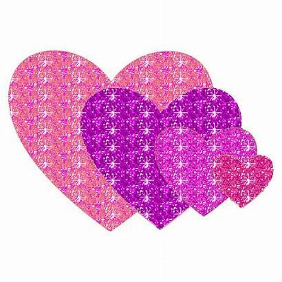 Glitter Sparkles Cuori Graphics Copy