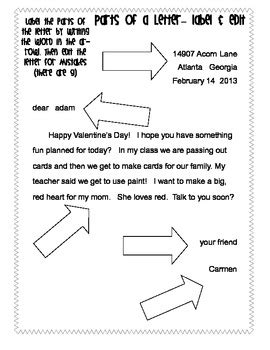 friendly letter template friendly letter template templates data 21905 | friendly letter template original 483246 4