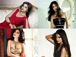 Deepika Padukone, Anushka Sharma, Katrina Kaif, Jacqueline ...