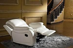 Sofa Mit Schlaffunktion Leder : leder fernseh sofa sessel relaxsessel fernsehsessel mit schlaffunktion 5129 1 w ~ Bigdaddyawards.com Haus und Dekorationen