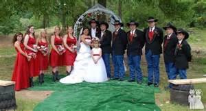 blue jean wedding blue wedding unveils wedding photos