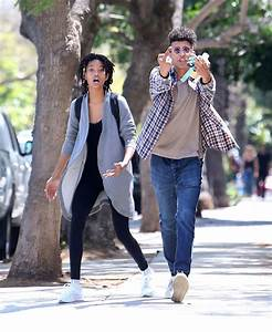 WILLOW SMITH and Tyler Cole Out in Los Angeles 04/09/2017 ...