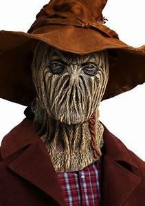 Rubies Costume Size Chart Scary Scarecrow Mask For Adults