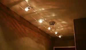 Spot Fil Tendu : spots fils tendus quipement de maison ~ Premium-room.com Idées de Décoration