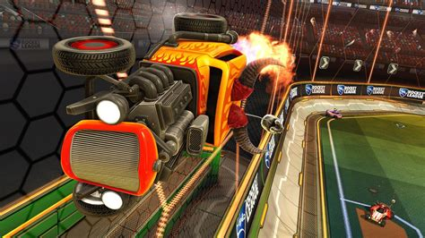 rocket league xbox  review multiplayer masterpiece