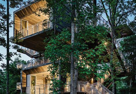 Sustainability Treehouse (west Virginia)  Mithun Arketipo