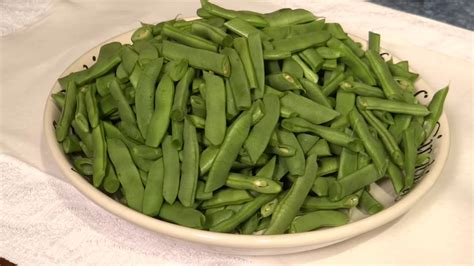 freezing fresh green beans how to freeze fresh green beans curious com