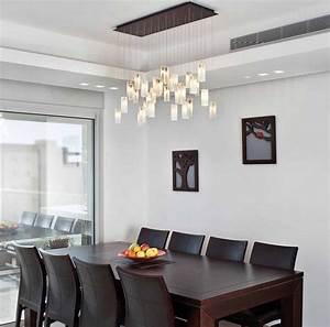 Contemporary dining room lighting ideas home interiors