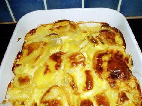 recette de pommes de terre avec du fromage a raclette