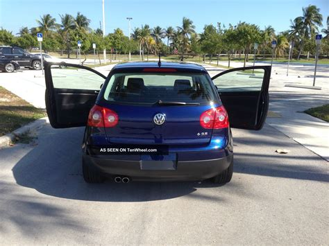 2006 Volkswagen Rabbit Hatchback