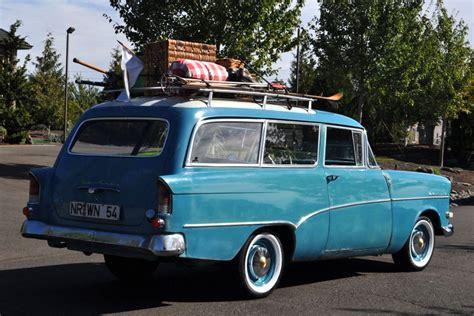 Opel Wagon by Wagon 1959 Opel Olympia Rekord