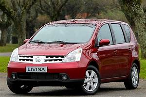 Nissan Livina Chega  U00e0 Linha 2011 Com Mais Itens De S U00e9rie E