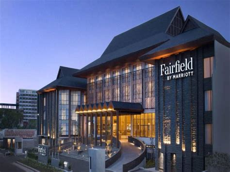 fairfield  marriott belitung  indonesia room deals