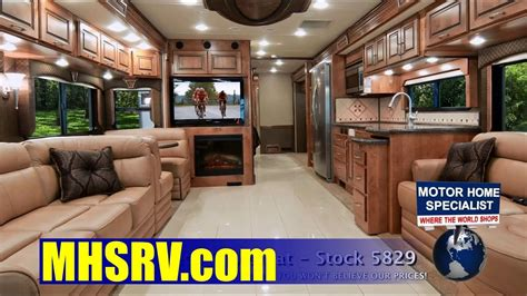 monaco diplomat luxury diesel review  motor home