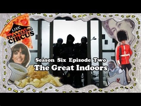 traveling circus   great indoors youtube