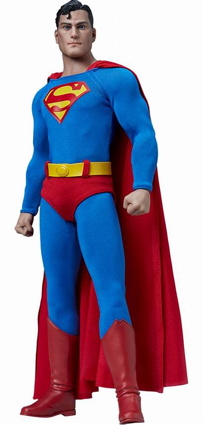 Superman Comics Sideshow Dc Collectibles Figure Collectible