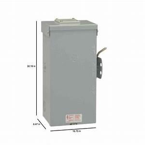 Ge Emergency Power Transfer Switch 200