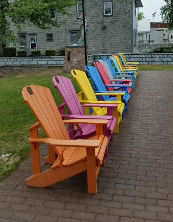 Wooden Boat Inn Reviews by Chairs Facing St River Great Sitting Area