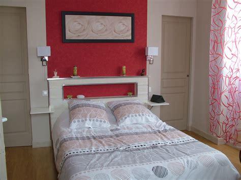 decoration chambre à coucher adulte moderne chambre parentale marron
