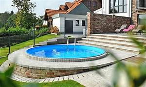 Gartenpools Selber Bauen : die eigene poolllandschaft im gr nen der perfekte ort zum abschalten pool sommer entspannen ~ Markanthonyermac.com Haus und Dekorationen