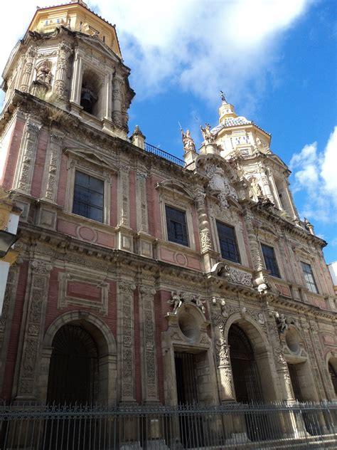 Cultura de Sevilla: San Luis de los Franceses: la belleza ...
