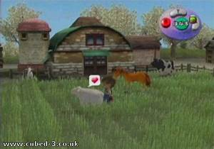 Harvest Moon A Wonderful Life Gamecube Preview Page 1
