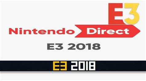 Watch Nintendo's E3 Press Conference Live Stream   Game Rant