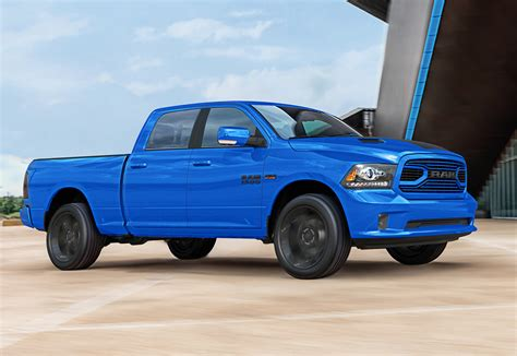 2020 Dodge Ram by 2020 Dodge Ram Hydroblue Special Edition 4k Ultra Hd