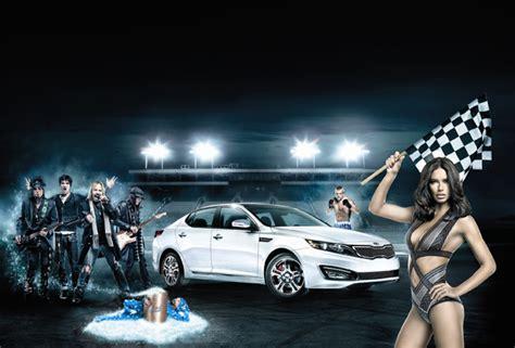 Kia Super Bowl Ad Teased With Model Adriana Lima [video