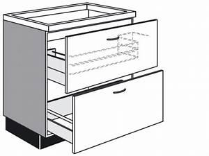 Küchen Unterschrank Auszug : sp len unterschrank mit ausz gen ~ Markanthonyermac.com Haus und Dekorationen
