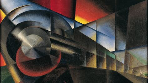 Futurism Explained - Somerville Arts