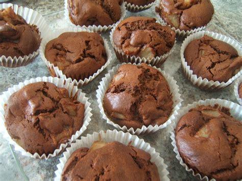 la cuisine de martine recette mini gâteau poire chocolat la cuisine de martine