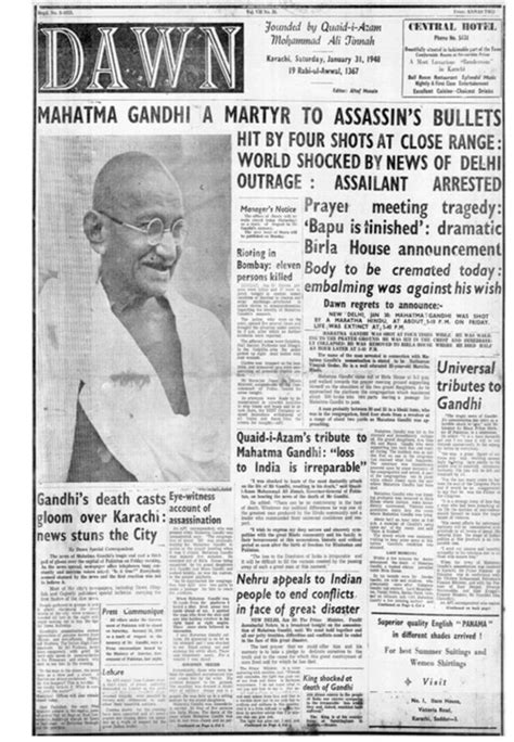 Uttermost Respect by How Is Mahatma Gandhi Perceived In Pakistan Quora