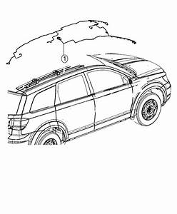 Dodge Journey Wiring  Header  Trim   No Description Available