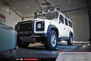 Range Rover Avignon : land rover defender 2007 2011 diesel 2 4 td4 122 cv reprogrammation de votre vehicule ~ Gottalentnigeria.com Avis de Voitures