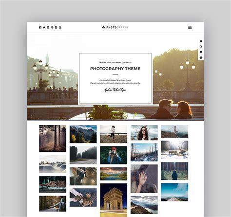 photography portfolio themes  wordpress