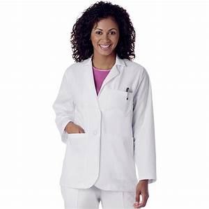 Landau Women's Consultation Lab Coat