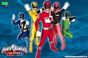 Power Rangers Spd Episodes In Hindi Star Toons India