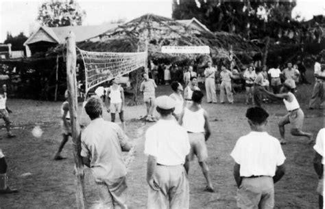 sejarah permainan bola voli di dunia indonesia singkat