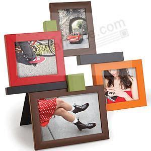 Desk Collage Frame by The Original Umbra Vara Multicolor Collage Desk Frame