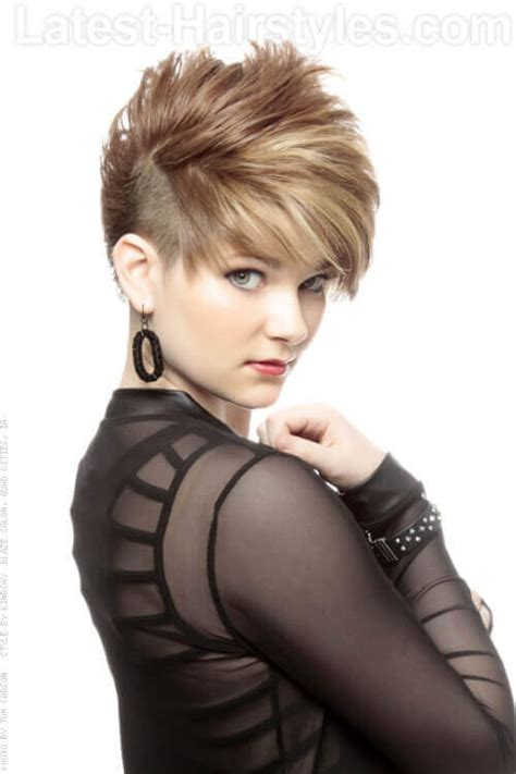 Fancy Pixie Hairstyle by 33 Fancy Hairstyles That Ll Make You Look Like A Million Bucks