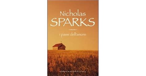 i passi dell by nicholas sparks