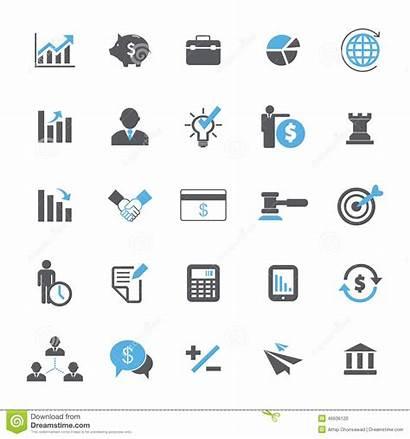 Finance Icon Business Illustration Digital