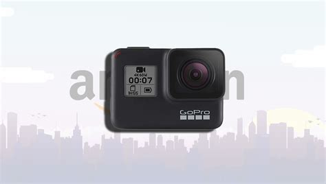prime day killer action camera deal brings gopro