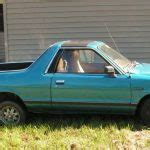 1986 subaru brat gl 1 8l manual for sale in leesburg fl